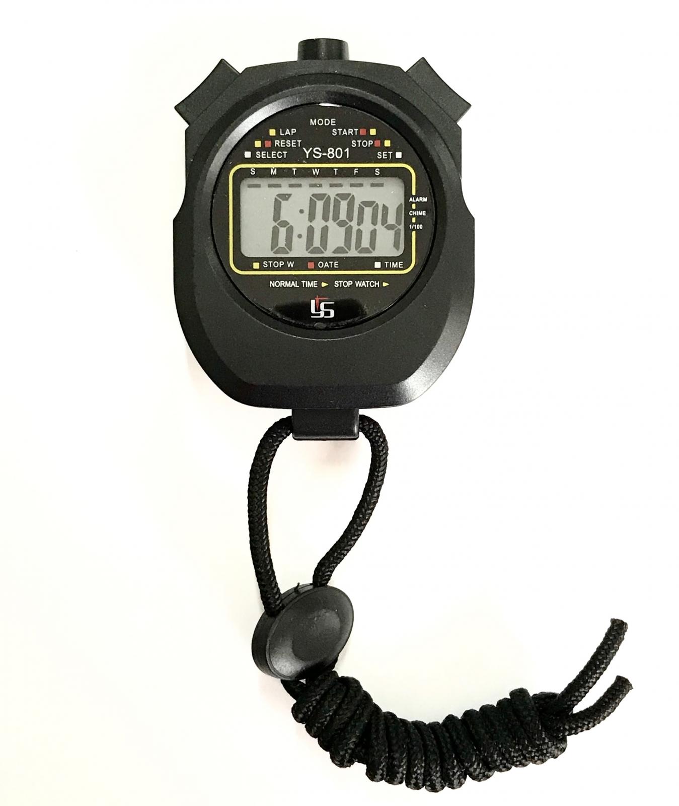 Купить в Москве электронный спортивный секундомер с часами