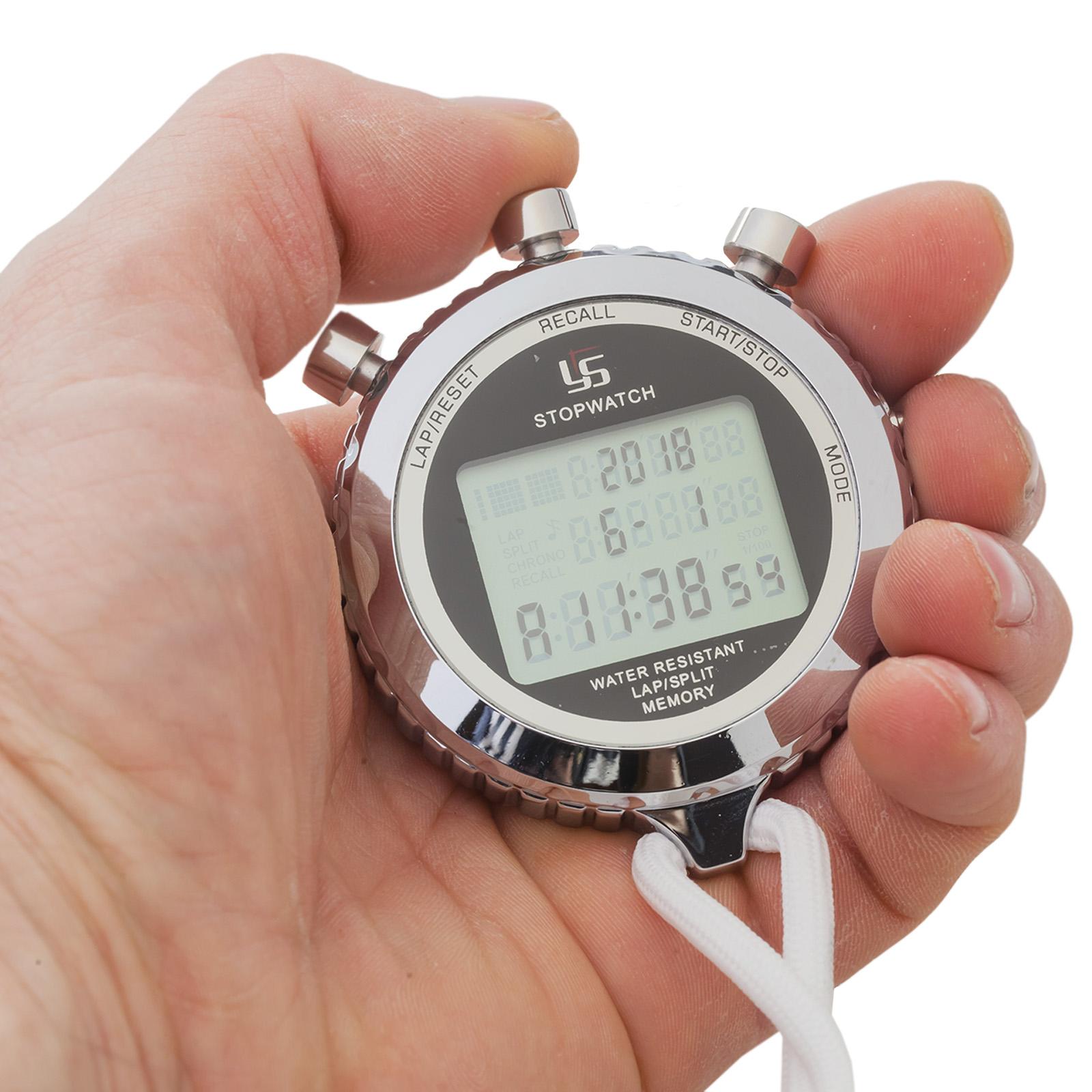 Купить в интернет магазине электронный таймер секундомер