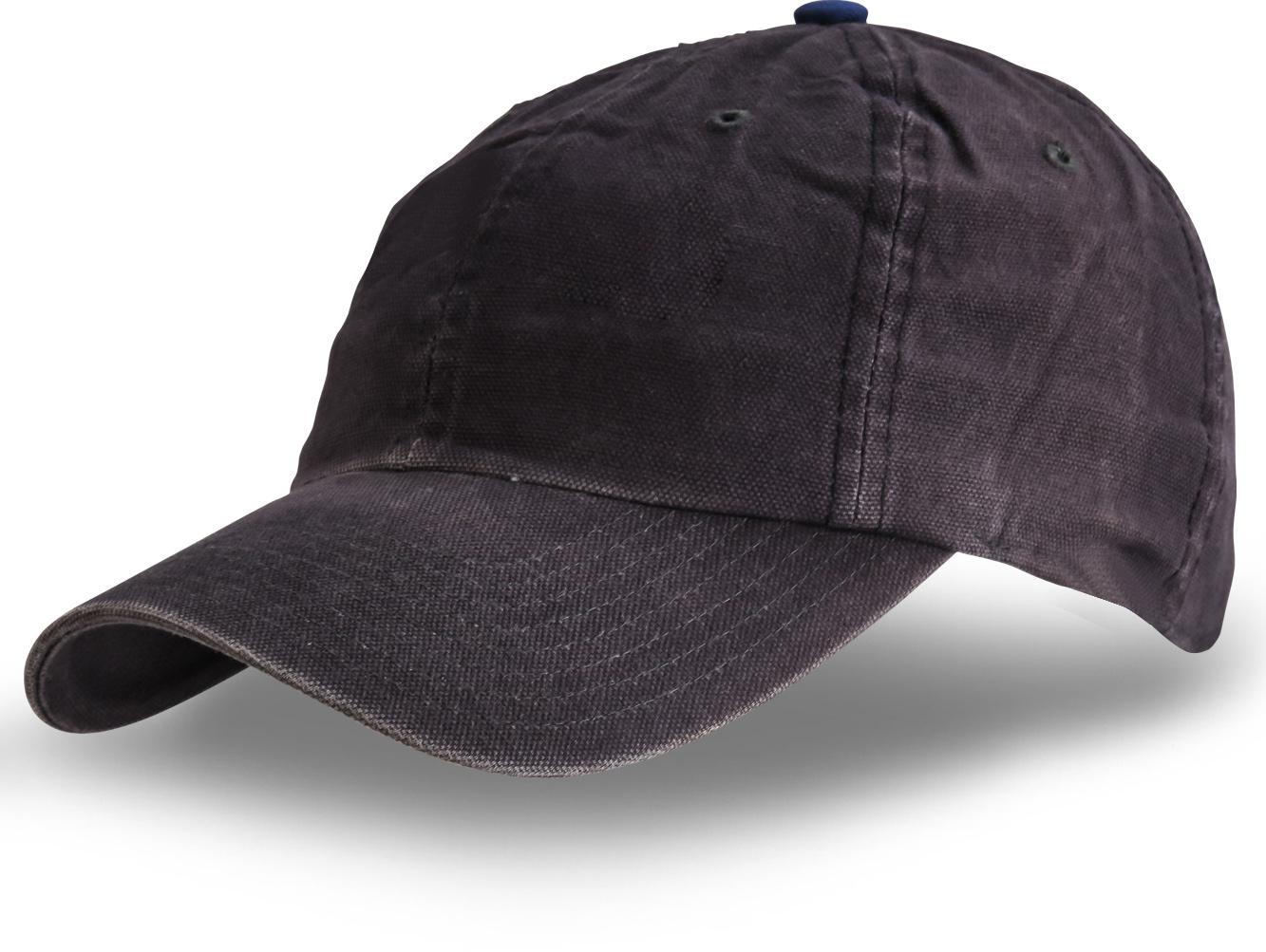 Серая джинсовая бейсболка - купить в интернет-магазине с доставкой