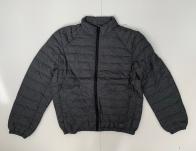 Серая мужская куртка от бренда BASE