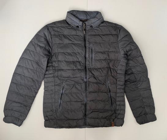 Серая мужская куртка от Khujo