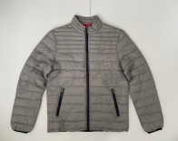 Серая мужская куртка от TBS