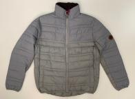 Серая мужская куртка от ZOLKAN