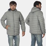 Серая мужская куртка URB.