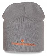Серая мужская шапка Freestyle Outdoor