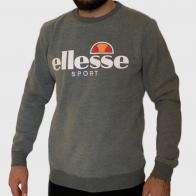 Серая мужская толстовка Ellesse
