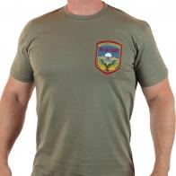 Серьезная футболка ВДВ – Никто, Кроме Нас.