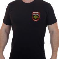 Серьезная мужская футболка МВД, Полиция России.