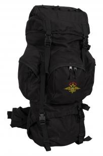 Серьезный внушительный рюкзак с нашивкой МВД - купить по низкой цене