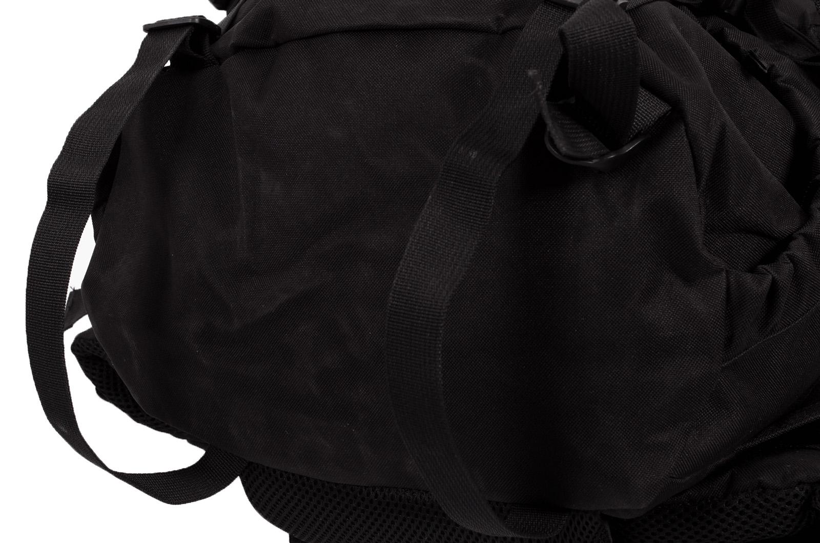 Серьезный внушительный рюкзак с нашивкой МВД - купить в розницу