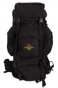 Серьезный внушительный рюкзак с нашивкой МВД - купить с доставкой