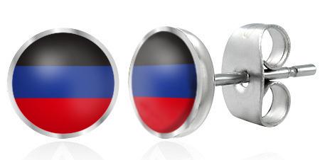 "Серьги ""ДНР"""