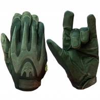 Чопперские перчатки от крутого бренда Mountainpeak