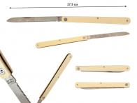 Серрейторный складной нож SZCO Harvest - купить выгодно онлайн