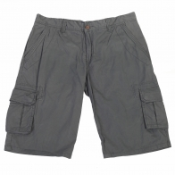Мужские серые шорты-карго Brice.