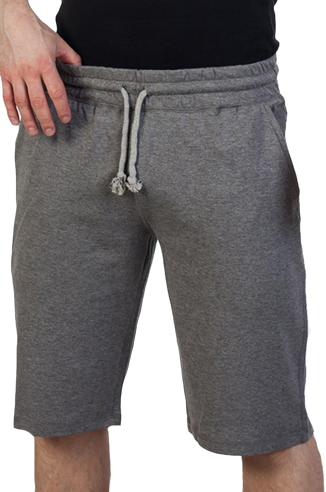 Серые мужские шорты от French Onion
