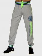 Серые спортивные штаны FSBN на резинке