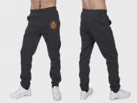 Серые спортивные мужские штаны УГРО