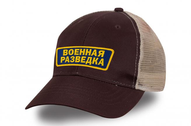Сетчатая бейсболка Военная разведка.