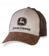 Сетчатая мужская бейсболка John Deere.