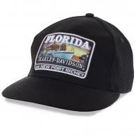 Байкерская бейсболка Harley-Davidson Florida