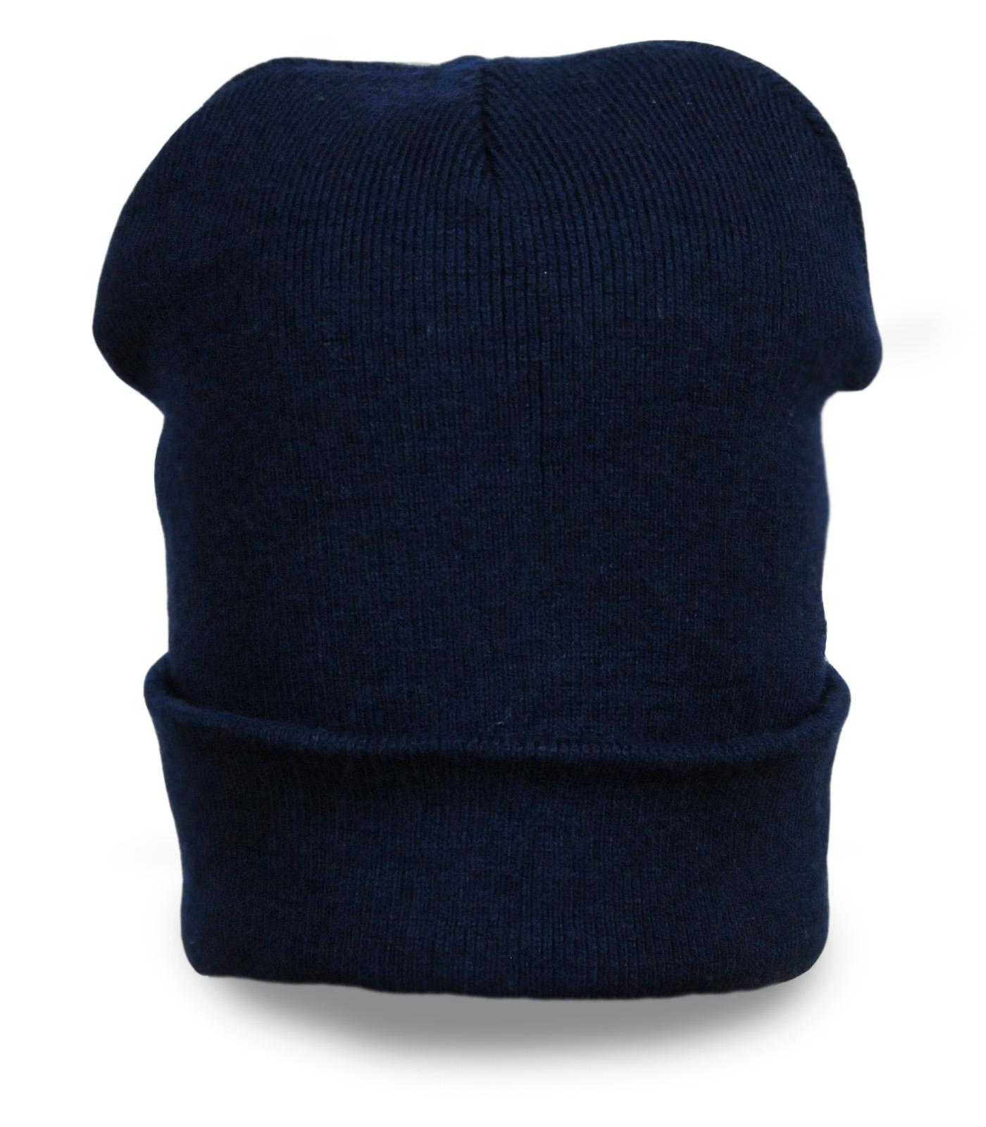 Крутые шапки с отворотом – все цвета!