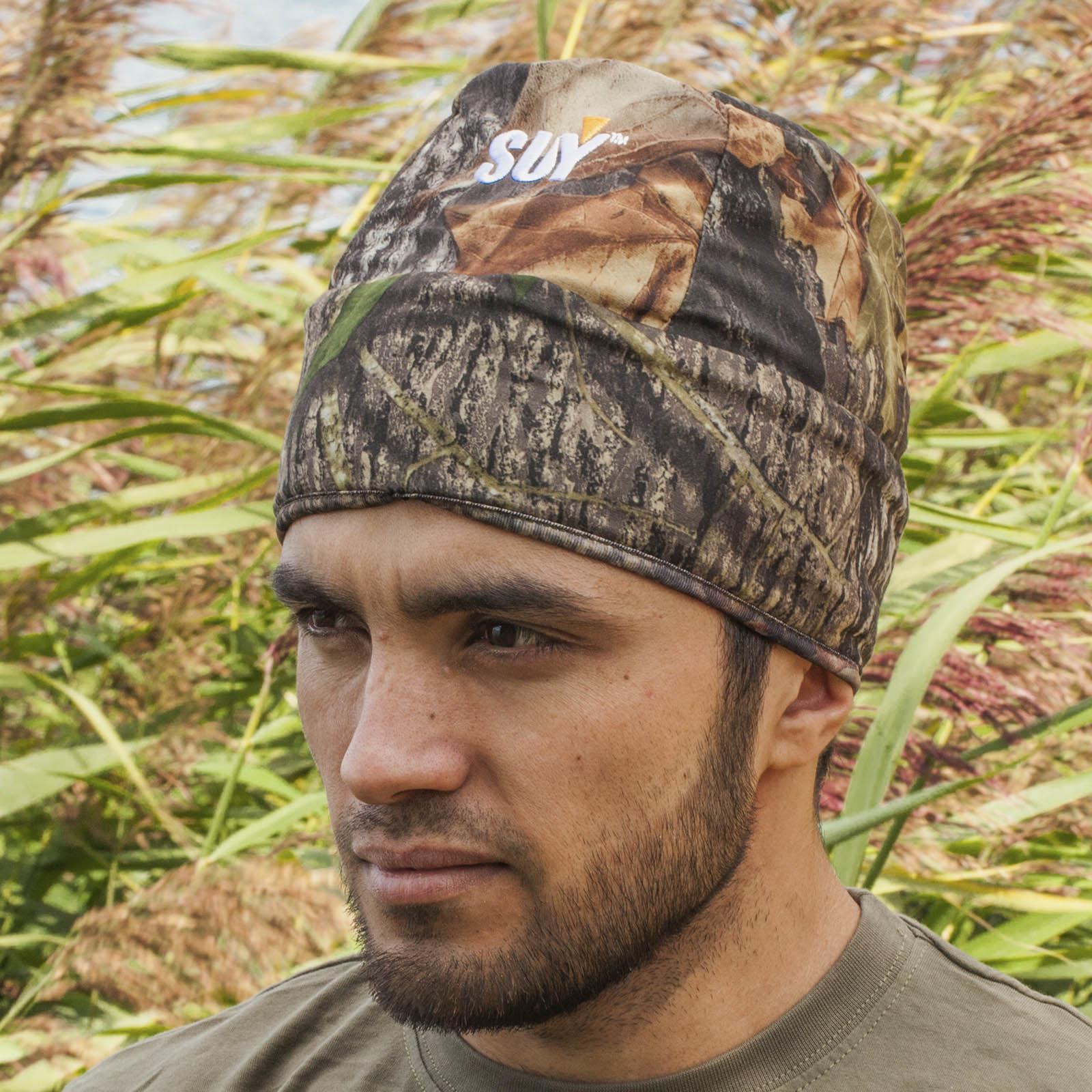 Охотничья шапка-камуфляж SUY™