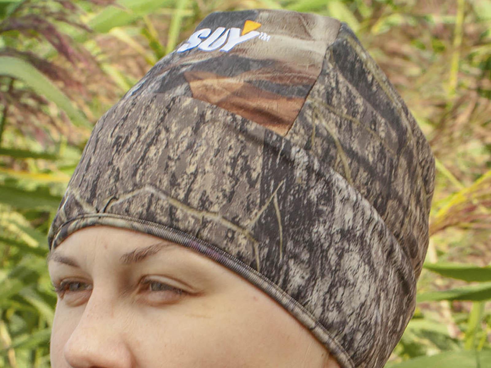 Шапка-маскировка для охотников от SUY™