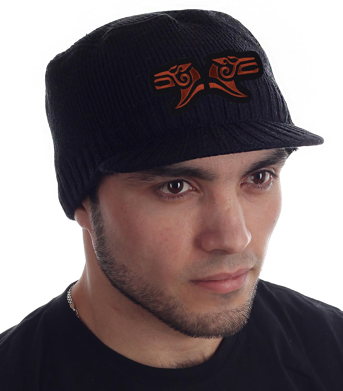 Заказать модную шапку для парня или мужчины