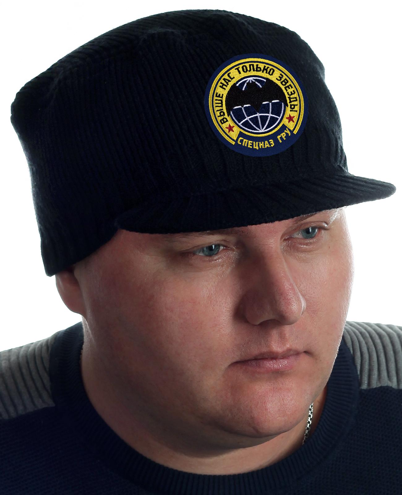 Заказывайте в Москве стильные шапки-кепки для мужчин