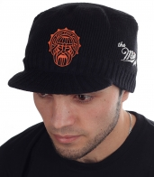 Вязаная шапка Miller Way с образом Славянского Бога Сварога