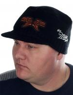 Зимняя мужская шапка Miller Way с нашивкой «Брат за брата»