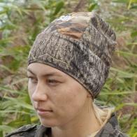 Идеальная маскировка! Женская шапка SUY в охотничьем камуфляже Realtree.