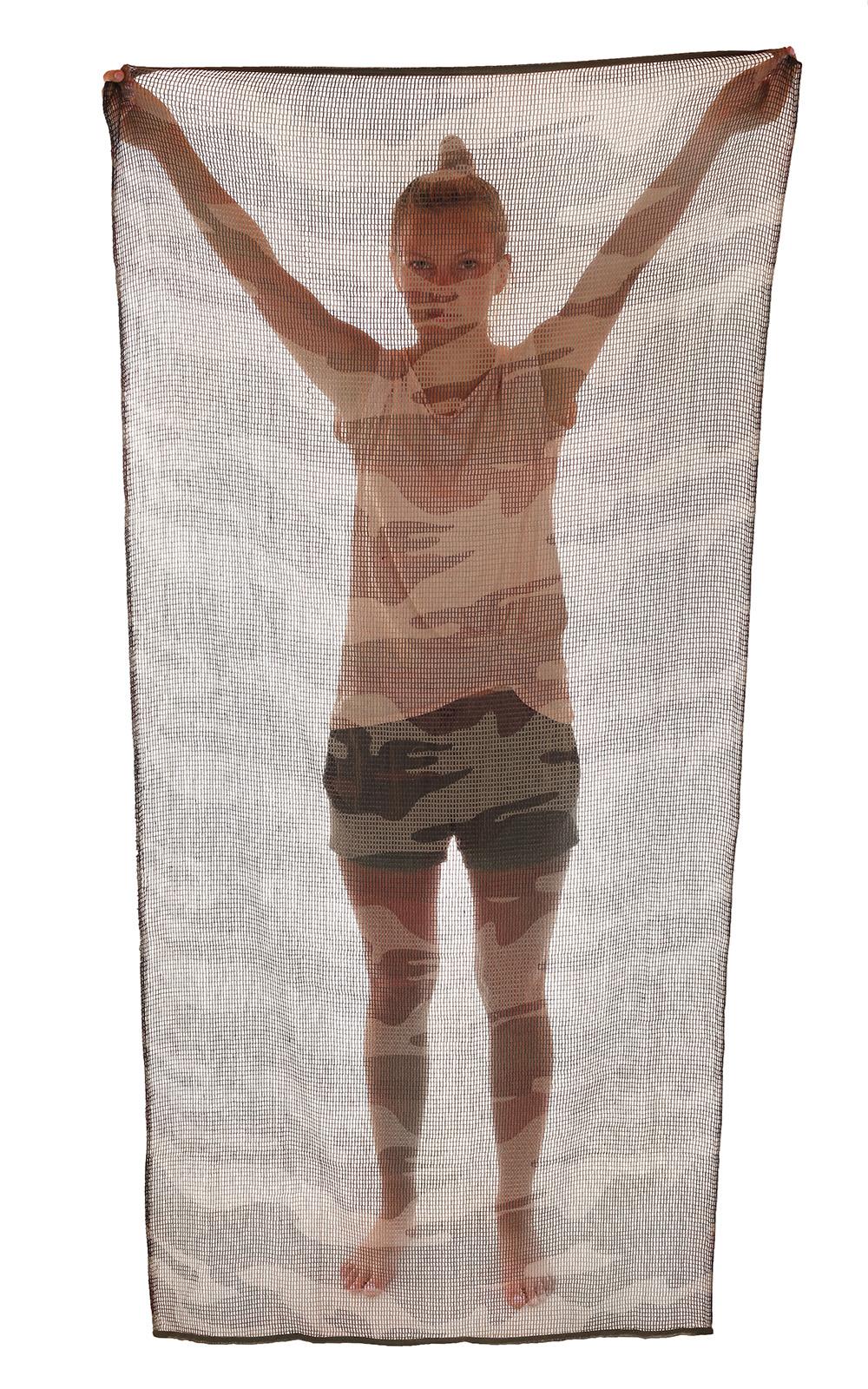 Купить шарф-сетку тактическую Французский камуфляж по привлекательной цене.