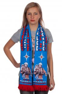 Заказать шарф МЧС России шёлковый