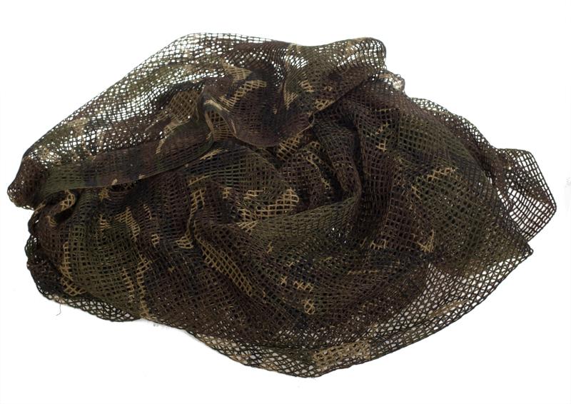 Продажа маскировочных сетчатых шарфов