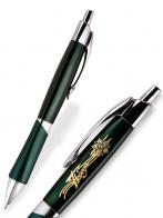 Автоматическая шариковая ручка. Недорогой подарок в авторском дизайне. Удобно использовать, приятно дарить! ЦЕНА ПОПОЛАМ!