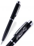 Шариковая ручка с эргономичной формой и правильным диаметром корпуса. Покупатели Военпро ДЕЛЯТ ЦЕНЫ на дизайнерские сувениры ПОПОЛАМ