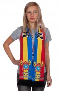 """Заказать шарф шёлковый """"Всевеликое Войско Донское"""""""