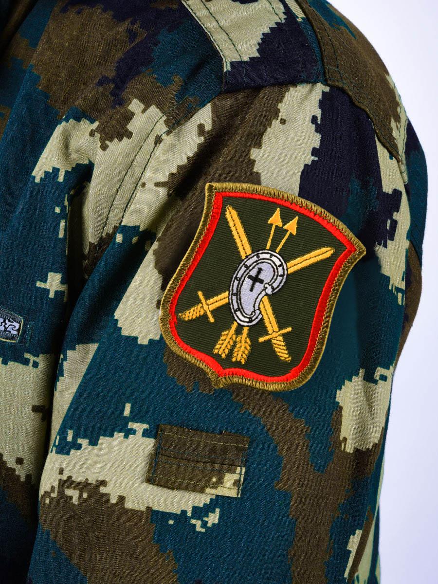 Шеврон 28-й ракетной дивизии РВСН