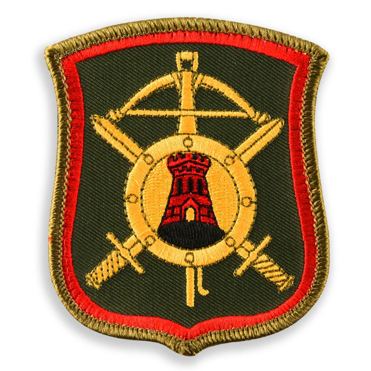 Шеврон 62-ой ракетной дивизии РВСН