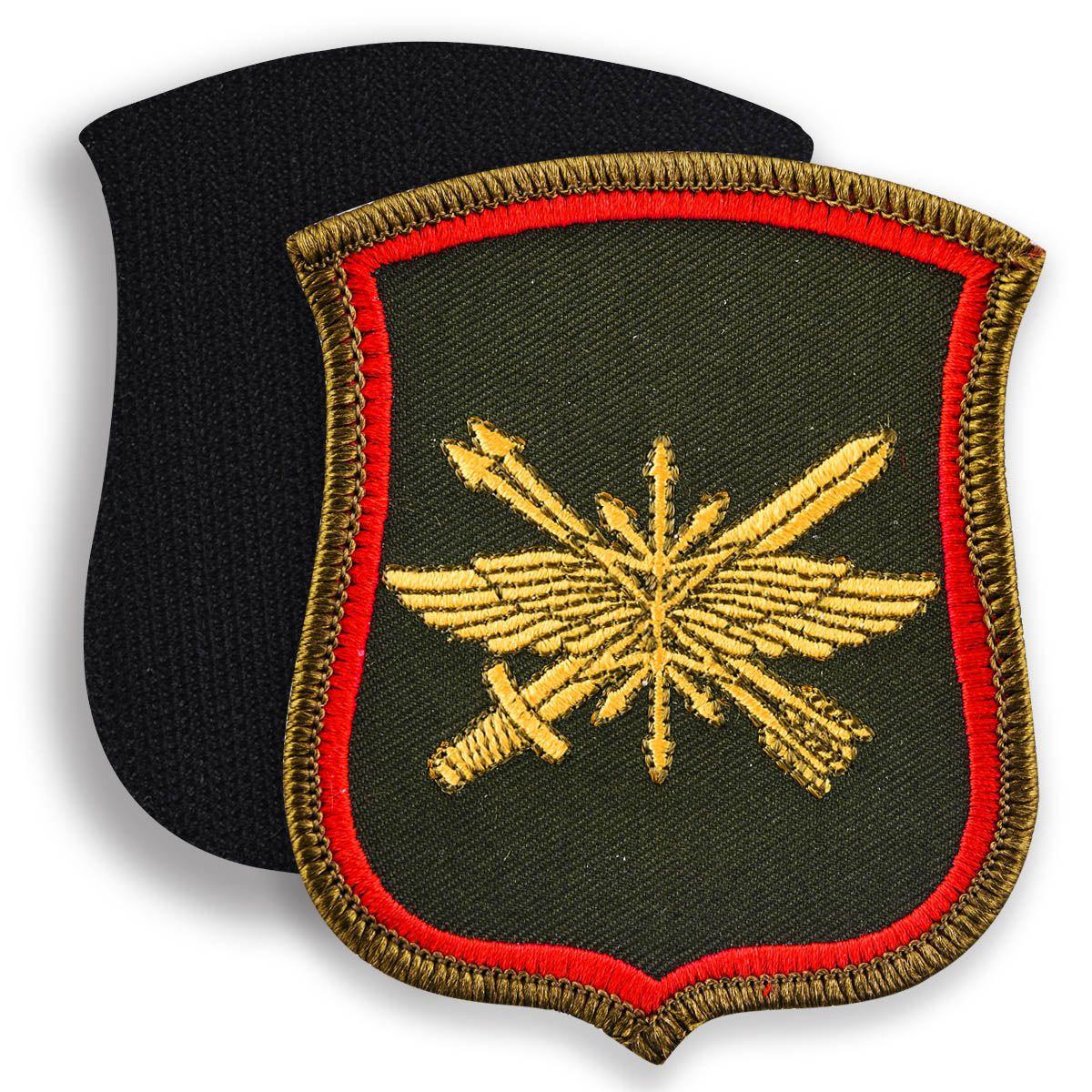 Шеврон 882-го Центрального узла связи РВСН
