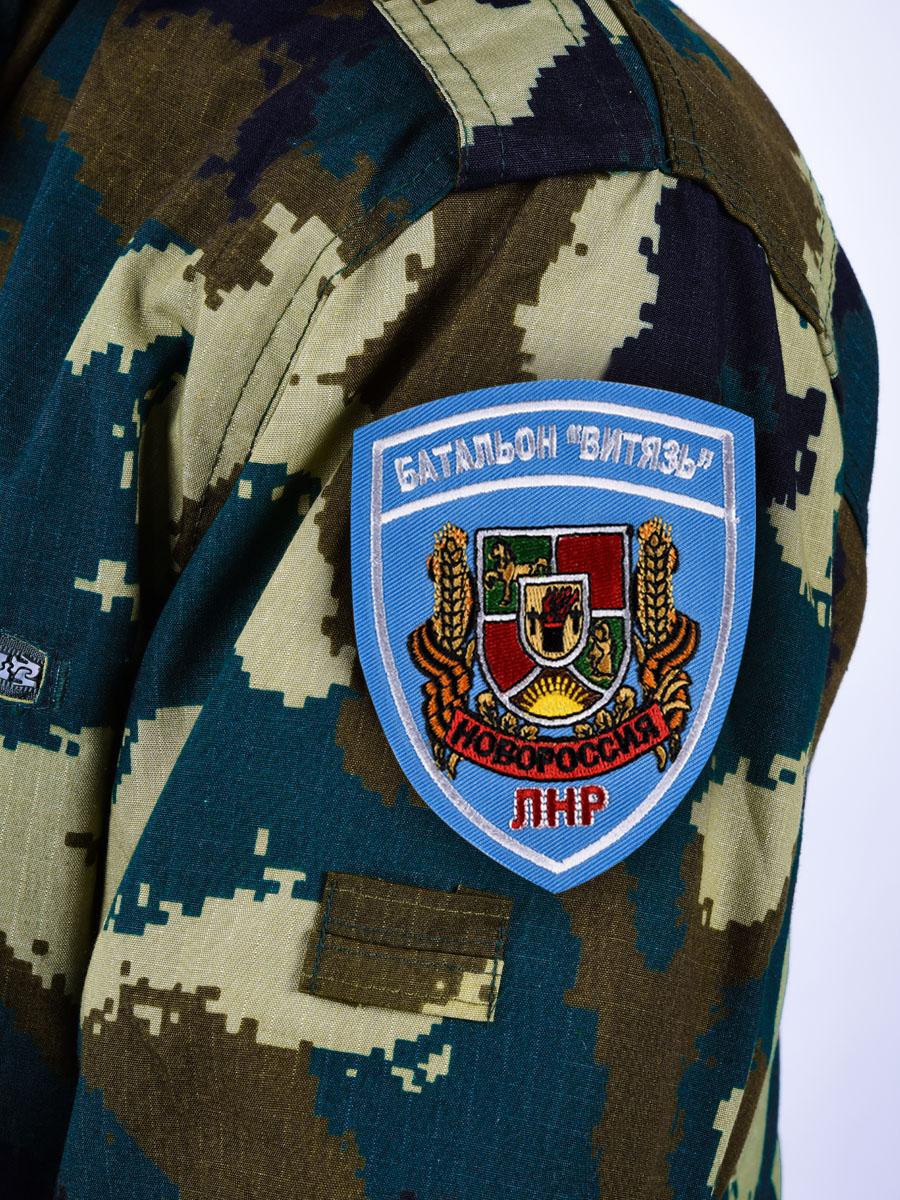 "Шеврон батальона ЛНР ""Витязь"""