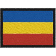 Шеврон Казачий флаг