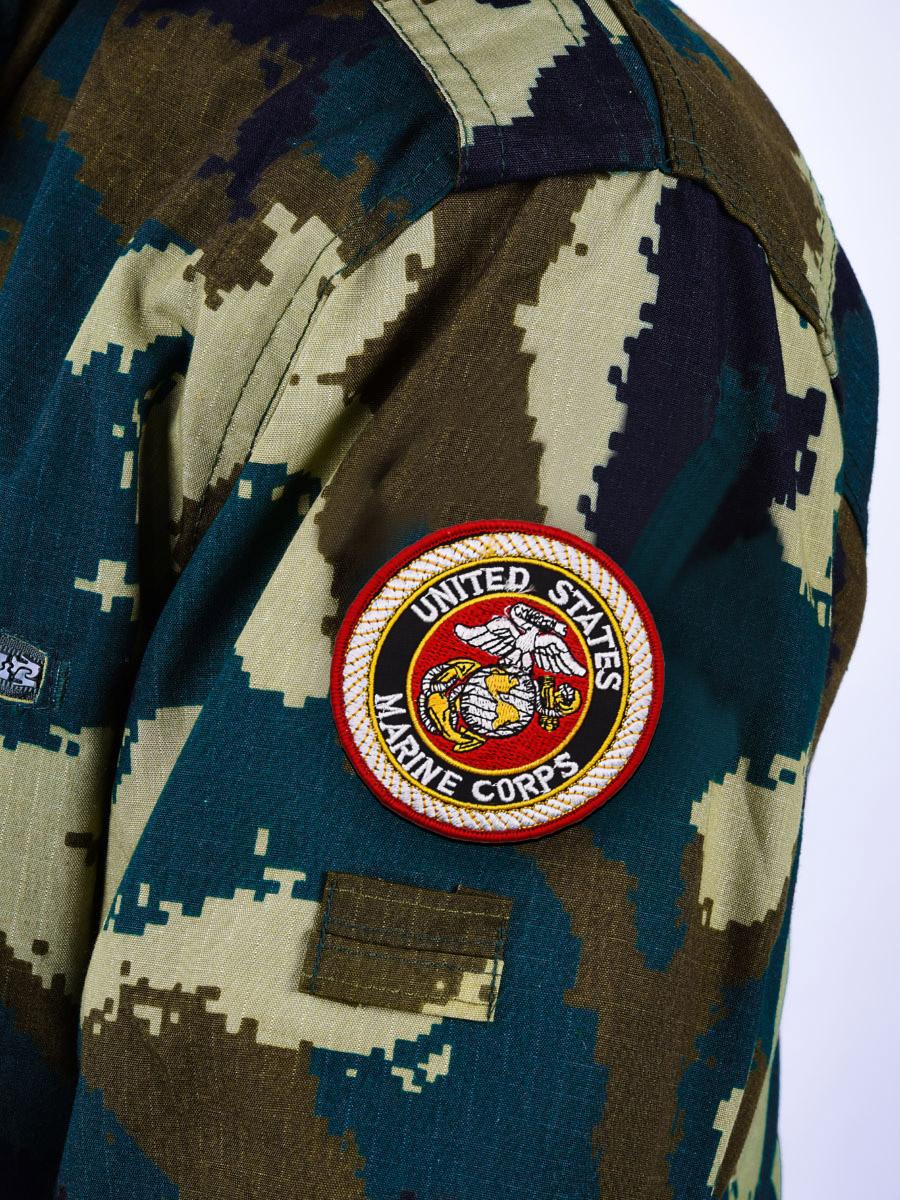 Шеврон Корпуса Морской пехоты США