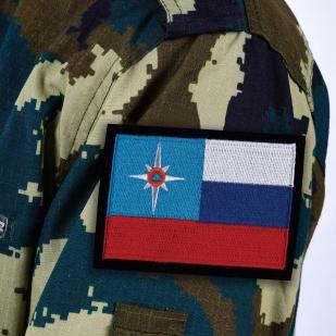 Шеврон МЧС России