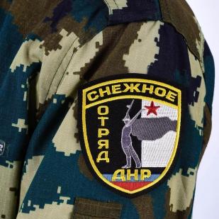 "Шеврон отряда ДНР ""Снежное"""