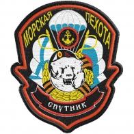 Шеврон пехоты «Спутник»