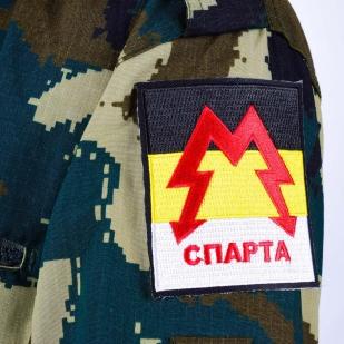 "Нашивка отряда Моторолы ""Спарта"""