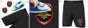 Шеврон МВД Полиция России